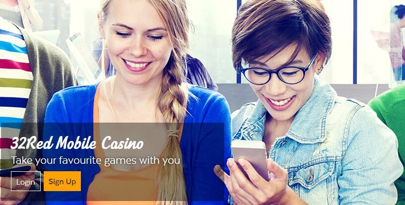 32red mobile online casino
