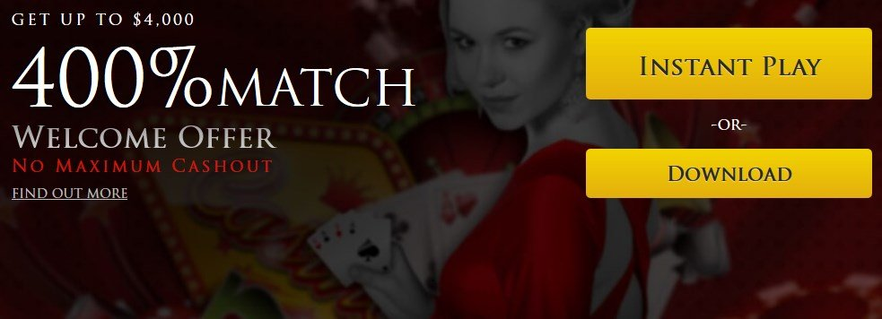 Lucky Red Casino Instant Play