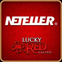 Lucky Red Casino Neteller