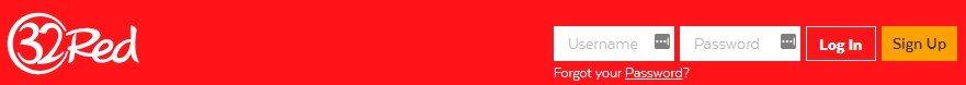 32 red casino login