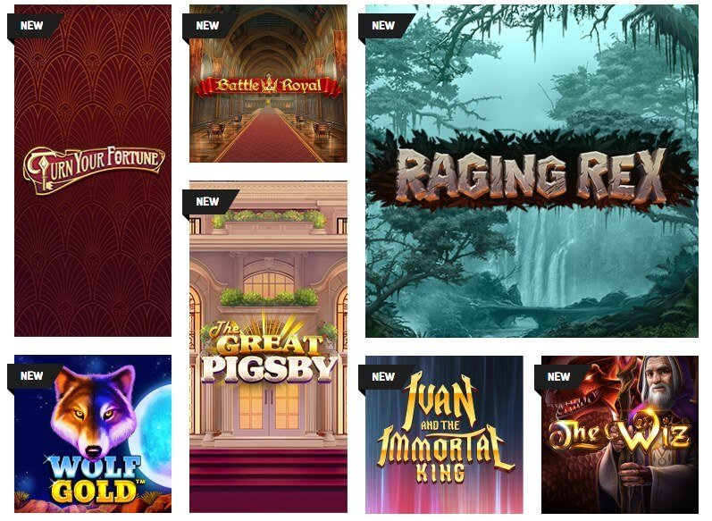 Red Bet Review : online casino games