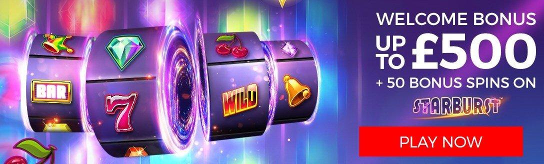 welcome bonus redspins casino