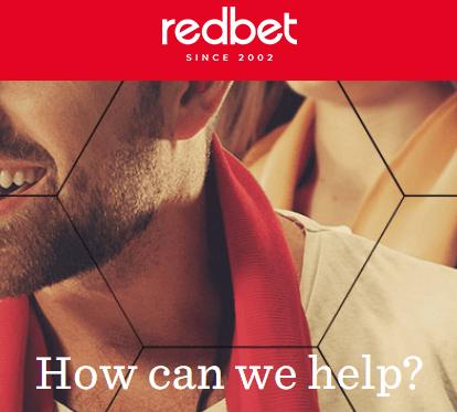 redbet casino contact