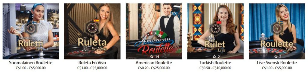 redbet casino live